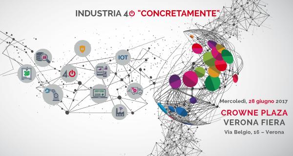 Evento Industria 4.0 Concretamente
