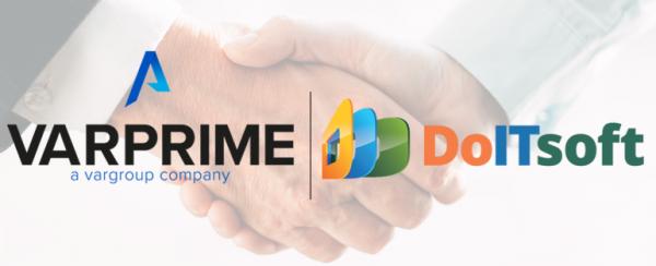 Partnership DoItsoft e Var Prime