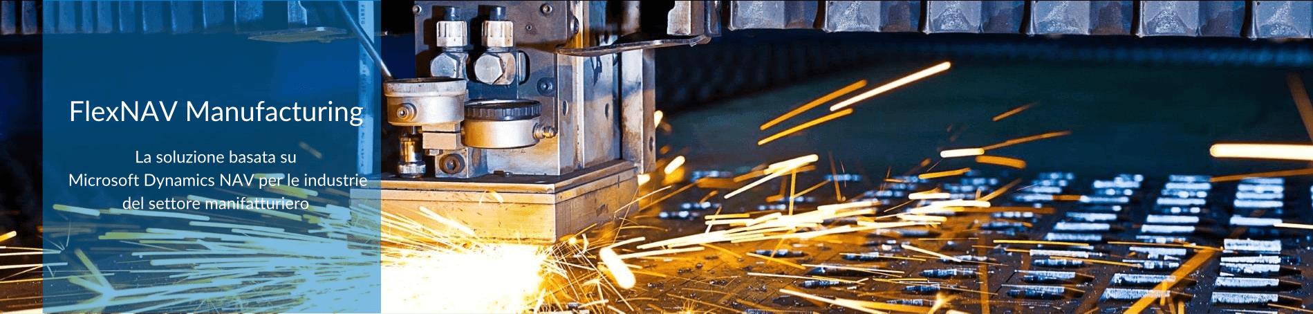 flexnav microsoft dynamics nav settore manifatturiero