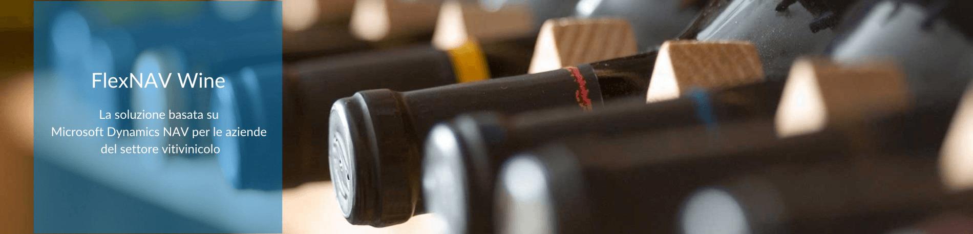 flexnav microsoft dynamics nav settore vitivinicolo