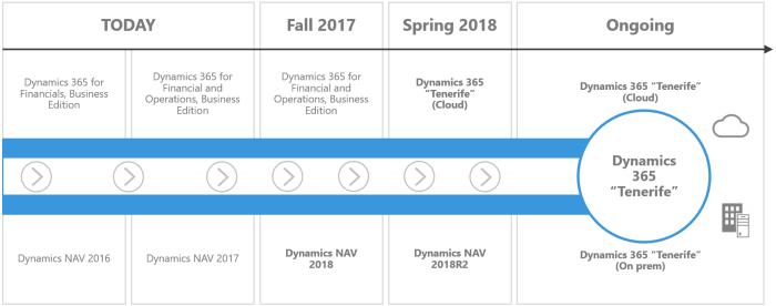 FlexNAV roadmap microsoft dynamics NAV 2018