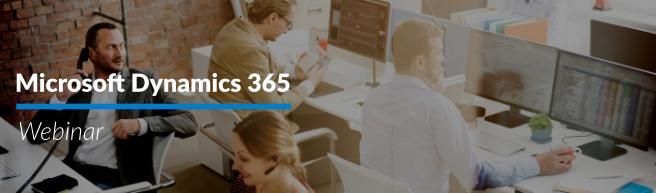 FlexNAV Webinar CRM Microsoft Dynamics 365