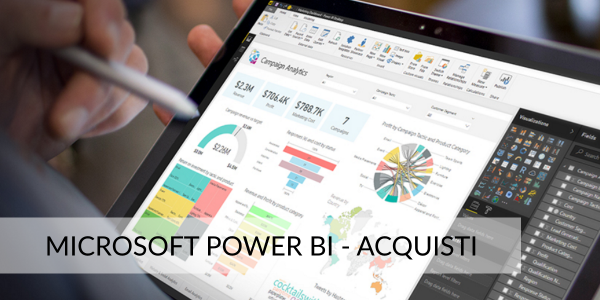 Microsoft Power BI acquisti