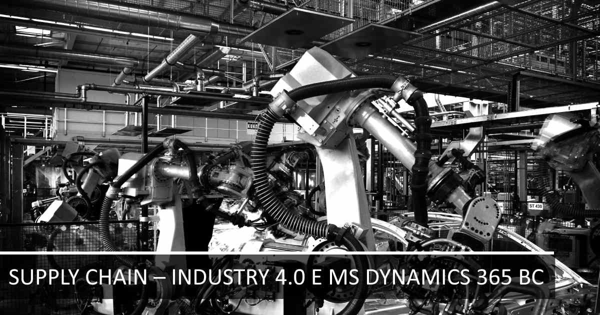 Supply Chain MS Dynamics 365 BC